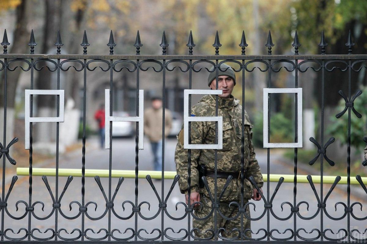 Заседание СНБО будет закрытым / фото УНИАН