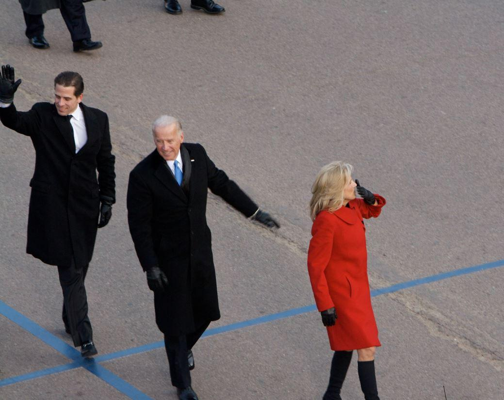 The Bidens / Photo from Flickr/Ben Stanfield