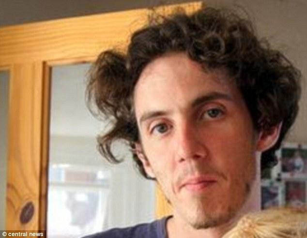 33-річний Річард Хакл / фото: central news