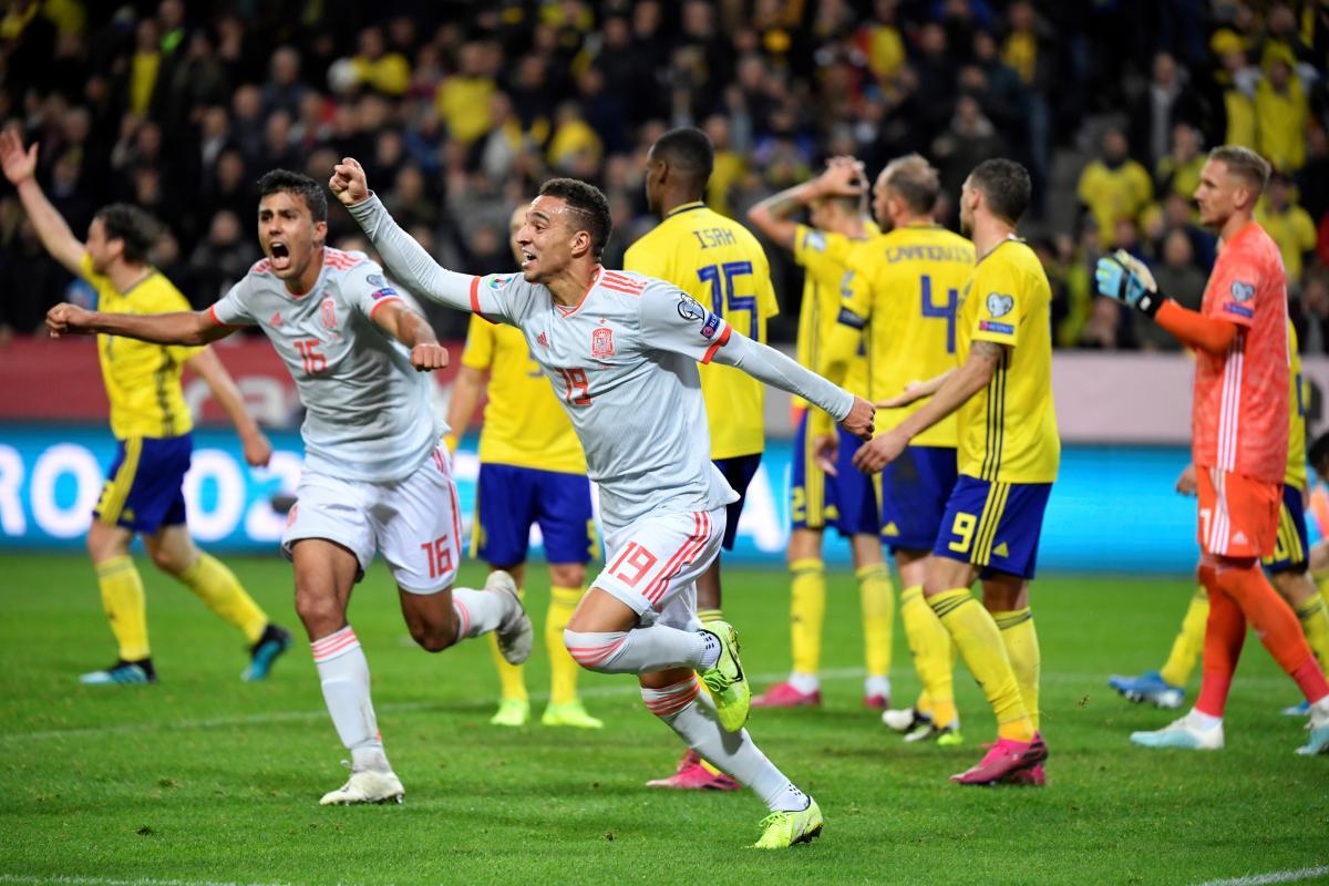 Футбол испания португалия результаты игр