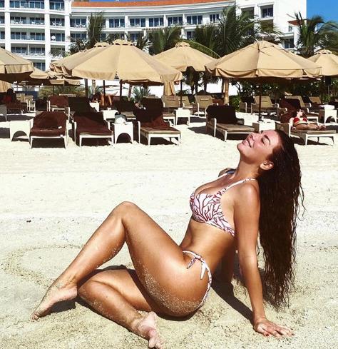 Седокова показала откровенный снимок / instagram.com/annasedokova