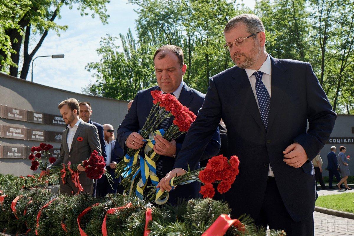 Вилкул и Колесников обвиняются в нанесении государству миллионныхубытков/ фото УНИАН