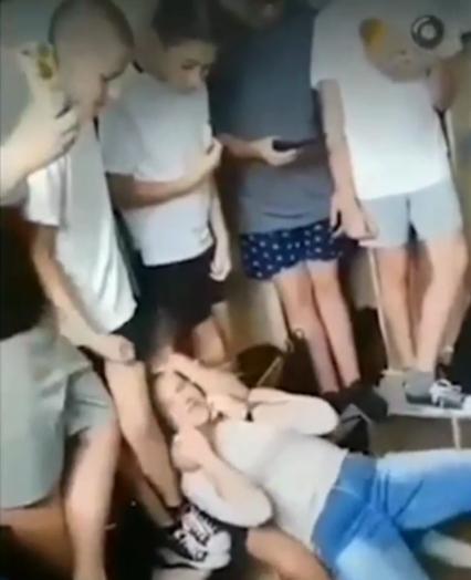 Дети все снимали на камеру / Скриншот