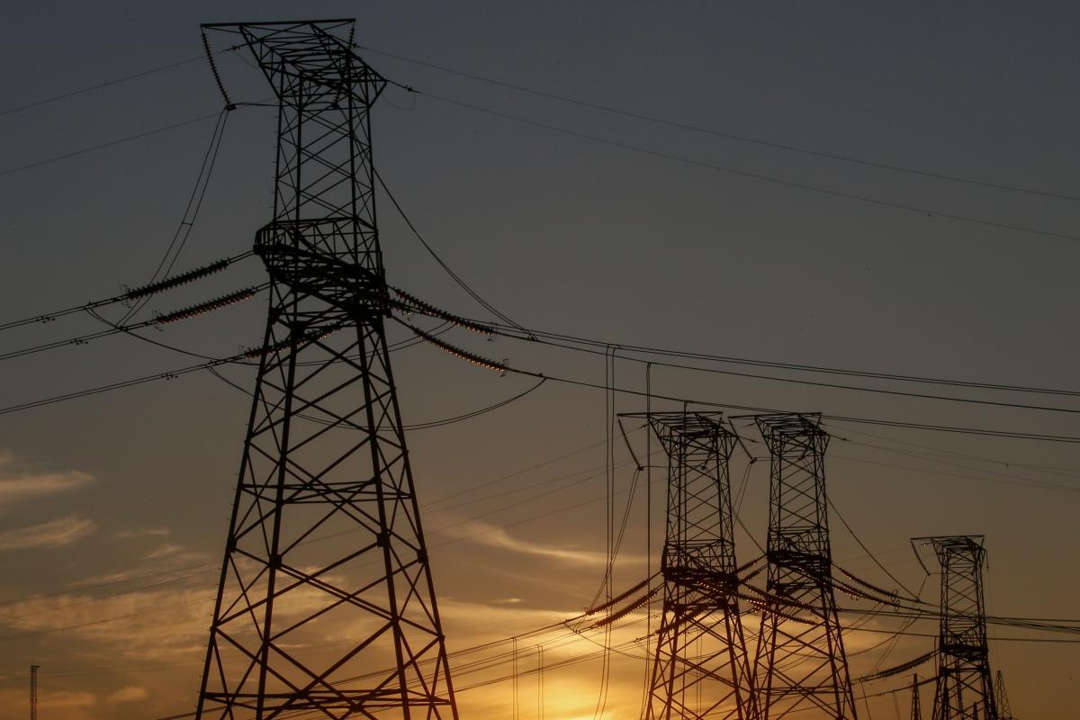 Украинцев могут ожидать проблемы с поставками электроэнергии / фото REUTERS