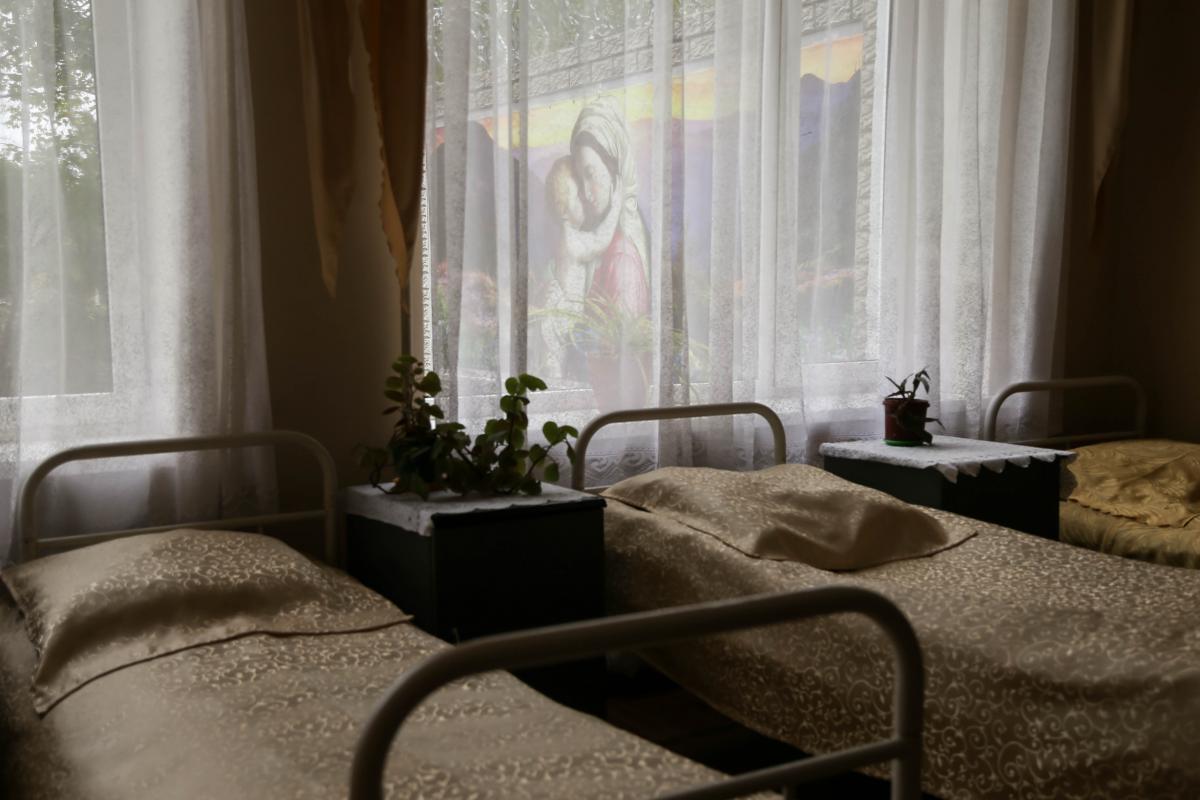 Говорят, что в советские времена здесь был центр по лечению от алкоголизма / фото УНИАН