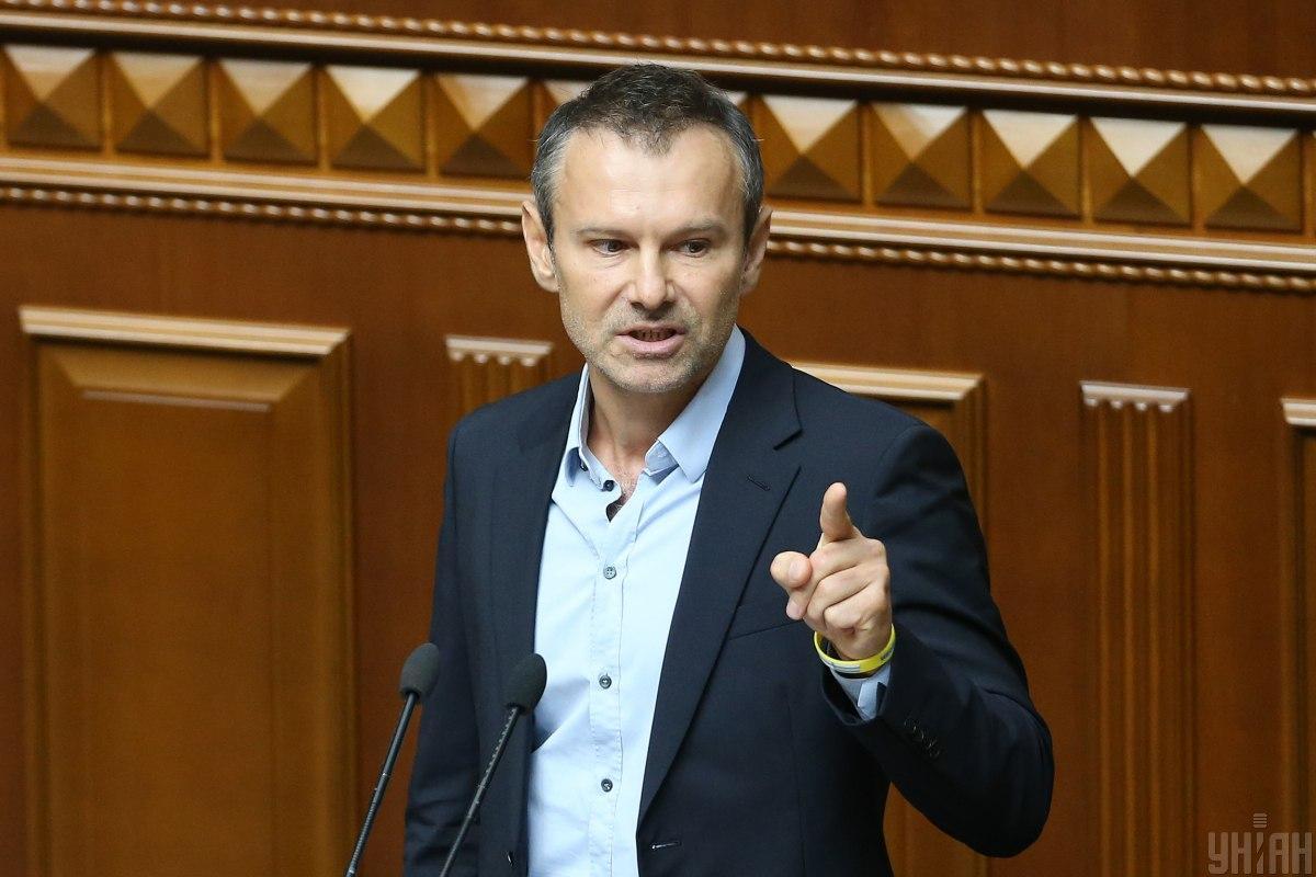 Святослав Вакарчук розповів, що зібрав на приватному концерті в Мінську дві тисячі людей / УНІАН