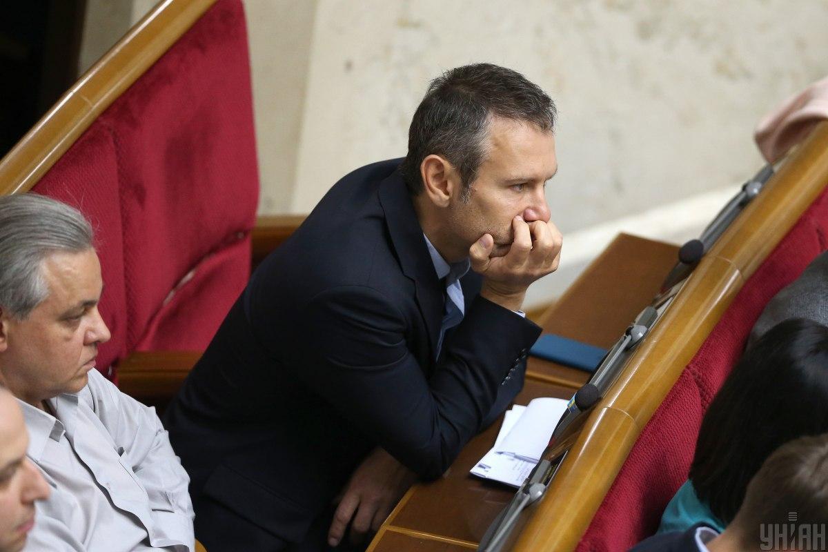 Свое же присутствие в составе партии «Голос» Вакарчук сохраняет / УНИАН