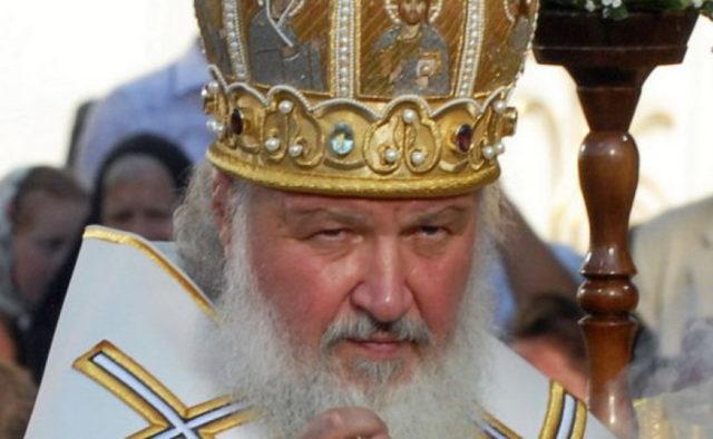 З проповіддю про шкоду такого закону Кирило виступив перед вірянами в Успенському соборі / politeka.net