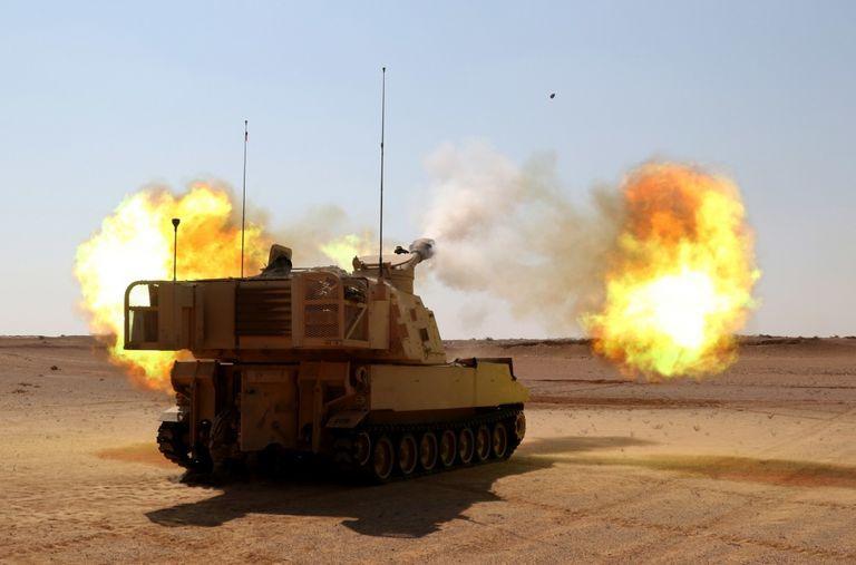 Американские военные намерены получить прототип инновационного орудия в 2023 году/ американская САУ / фото: M109 (САУ) / ©US Army
