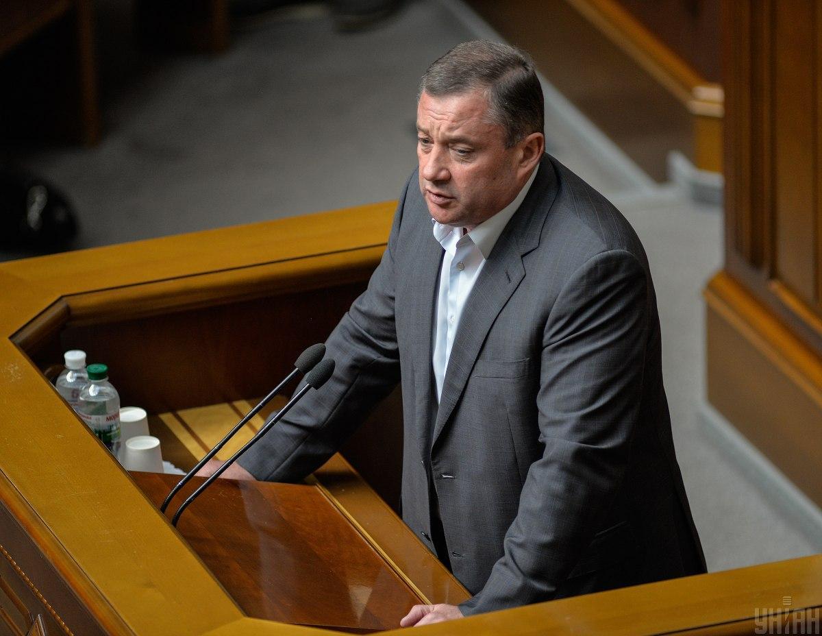 Рада дала разрешение на арест Дубневича / фото УНИАН