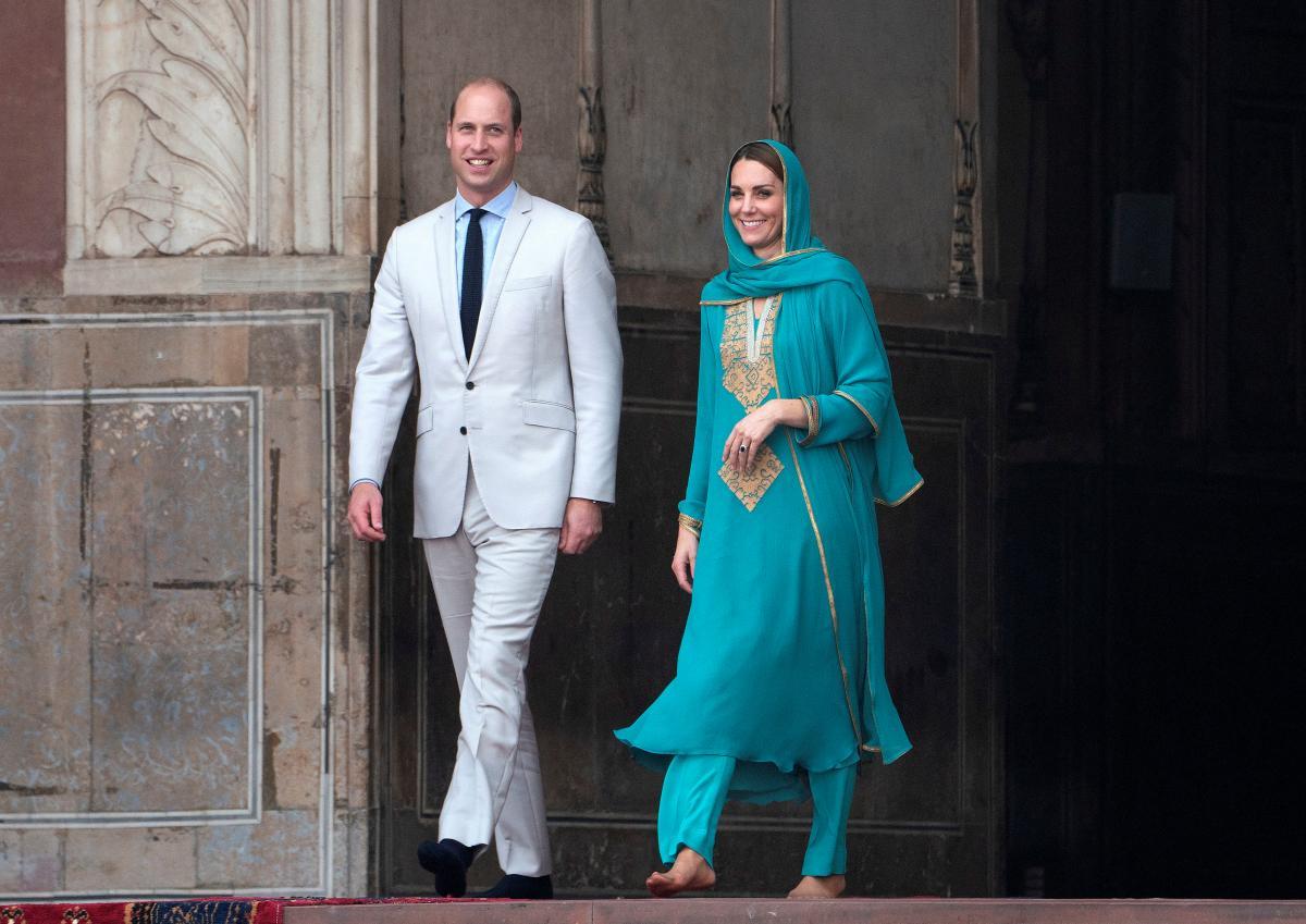 Принц Вільям та герцогиня Кетрін / фото REUTERS