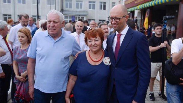 Члены партии выразили соболезнования родным и близким Петра Яценюка / novosti.in.ua
