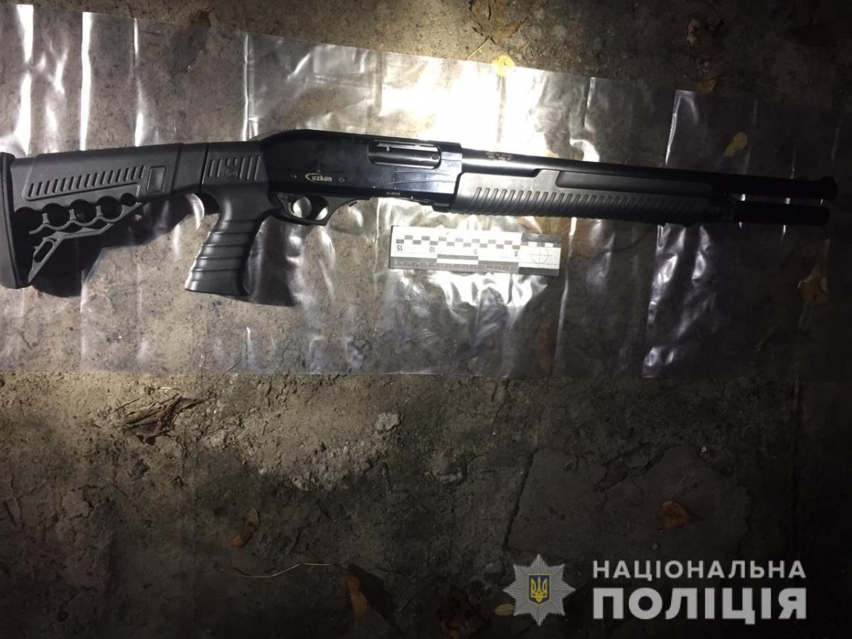 Сейчас с подозреваемым проводят следственные действия / ГУНП Днепропетровской области