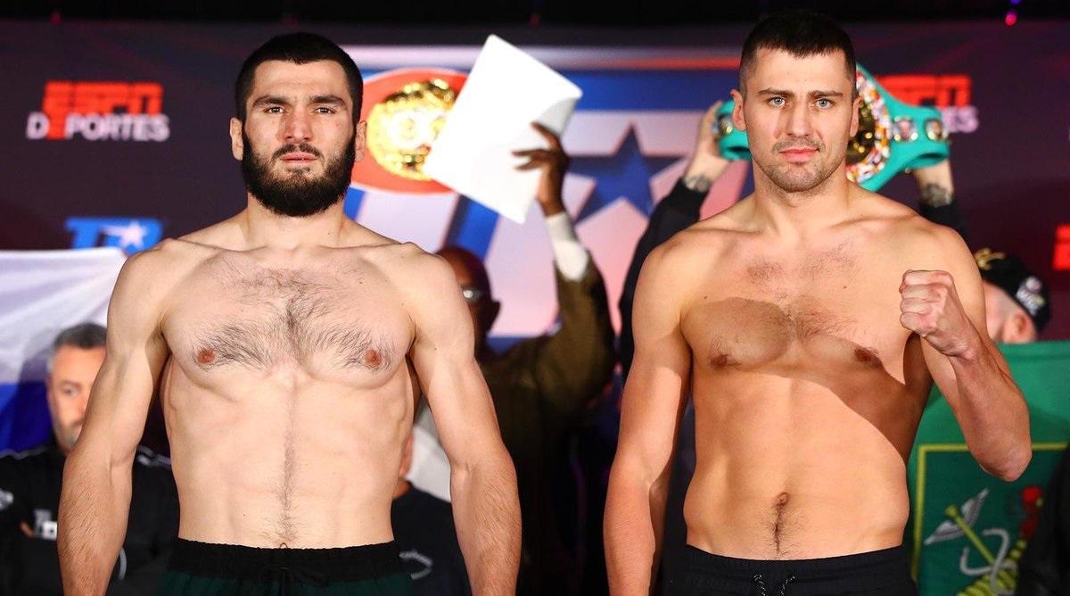 На кону будут стоять два титула / фото: BoxingScene