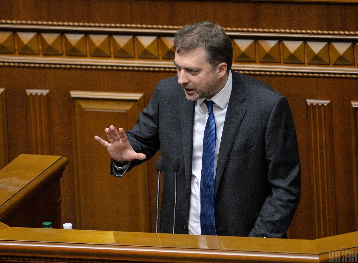Міністр оборони України Андрій Загороднюк / фото УНІАН