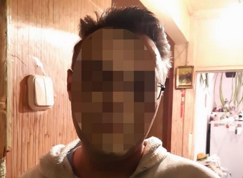 Мужчина несколько месяцев назад выписался из психушки / facebook.com/UA.KyivPolice