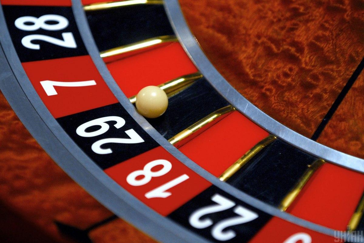 В Україні можуть знизити податки на азартні ігри та лотереї / фото УНІАН