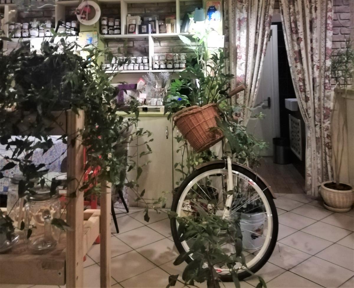 """В Буче можно найти уютные и современные кафешки, как, например, """"Джем кафе""""/ Фото Марина Григоренко"""