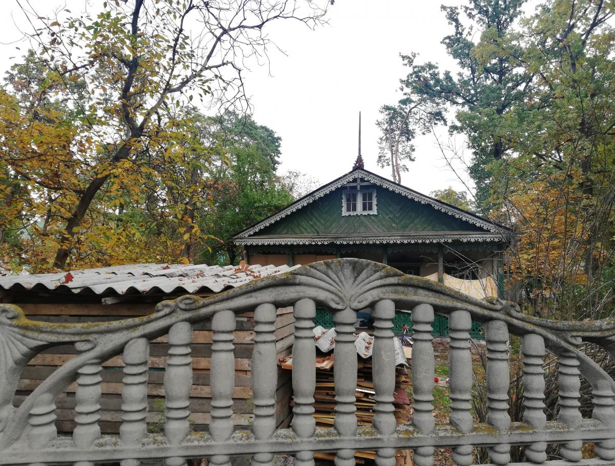 Раньше Буча была дачным поселком / Фото Марина Григоренко