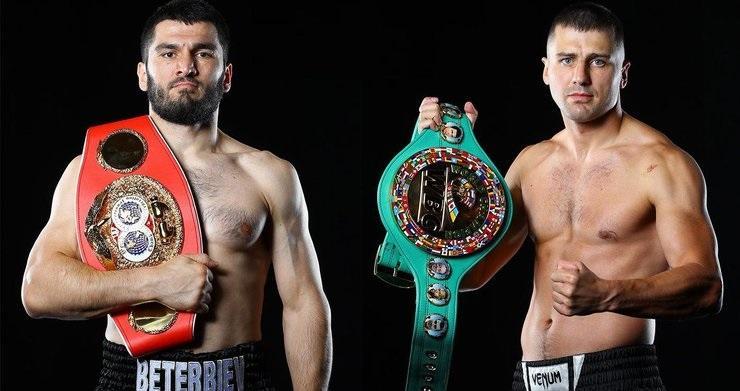 На кону стояли два титула / фото: BoxingScene