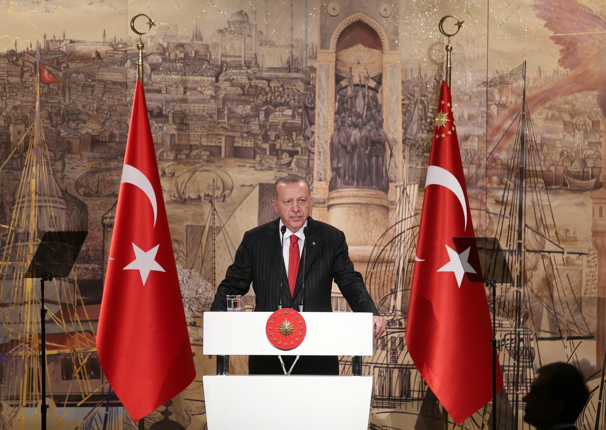 РеджепТаїп Ердоган / фото REUTERS