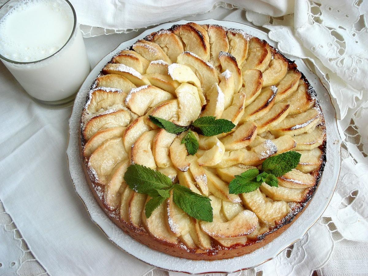 В Англии власть решила, что пироги не могут быть черезчур сладкими / moi-la-petite-sirene