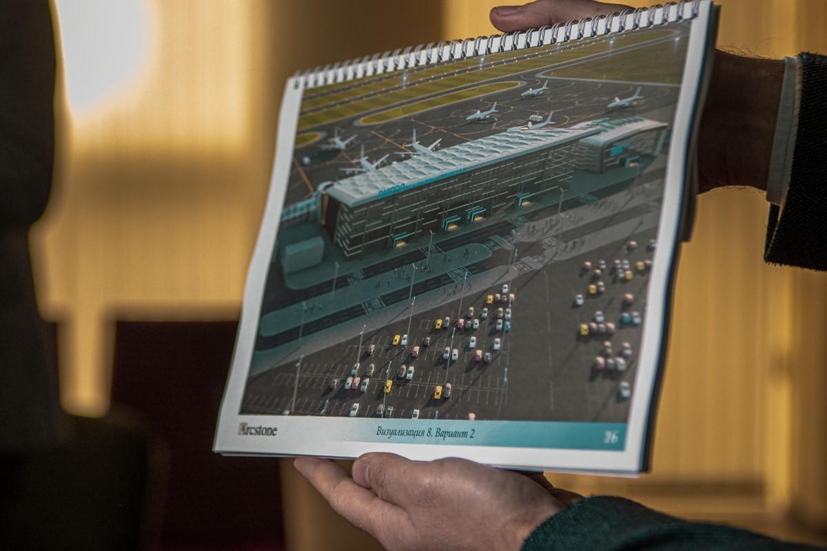 Дніпро отримає мільярд гривень на реконструкцію аеропорту / фото informator