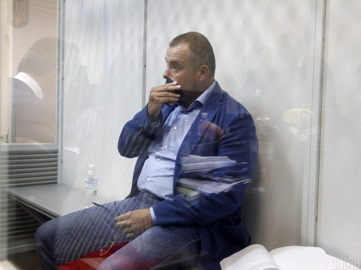 Гладковского отправили в СИЗО / фото УНИАН