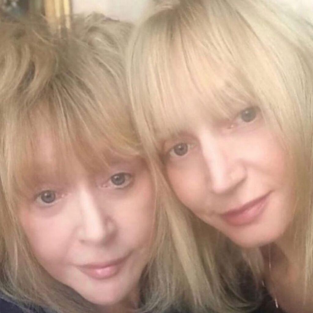Пугачева и Орбакайте без макияжа / фан-страница Лизы Галкиной в Instagram