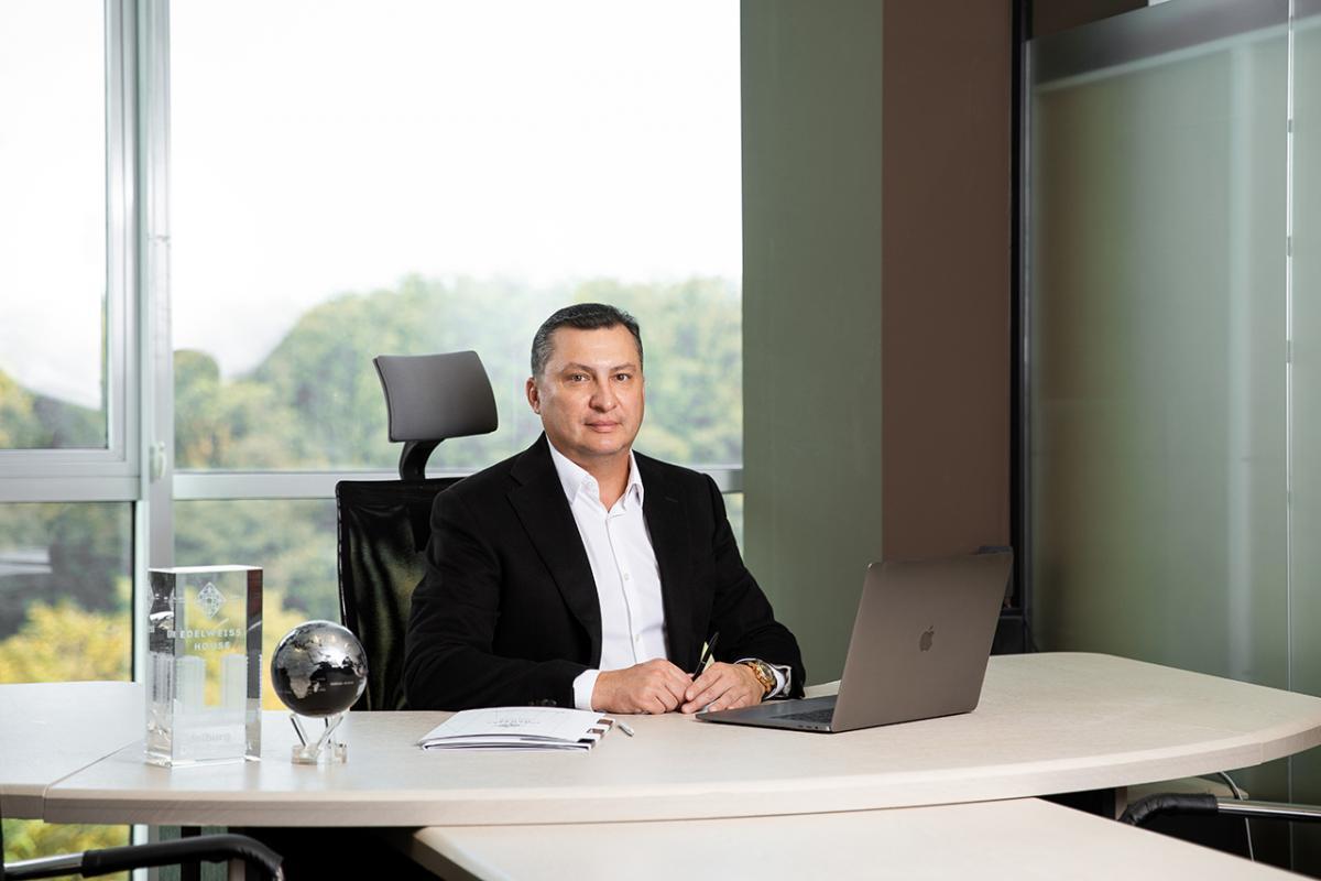 Покупательская способность на рынке жилья падает, отмечает снователь и гендиректор застройщика Edelburg Development Сергей Кучер / УНИАН