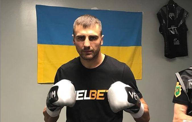 Олександр Гвоздик зазнав першої поразки на профі-рингу / фото: instagram.com/alex_gvozdyk