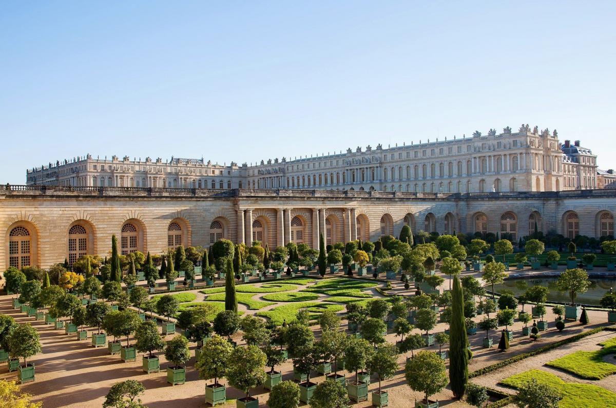 На території Версальського палацу відкриють готель / фото en.chateauversailles.fr