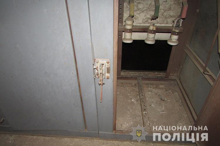 Правоохранители выясняют, почему помещение с опасным оборудованием было открыто / фото ГУ НП в Тернопольской области