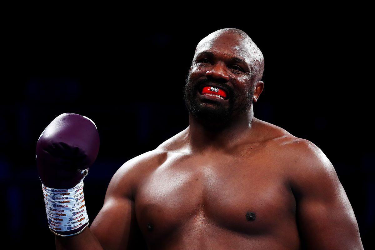 Дерек Чисора готов встретиться в ринге с Александром Усиком / фото: BoxingScene