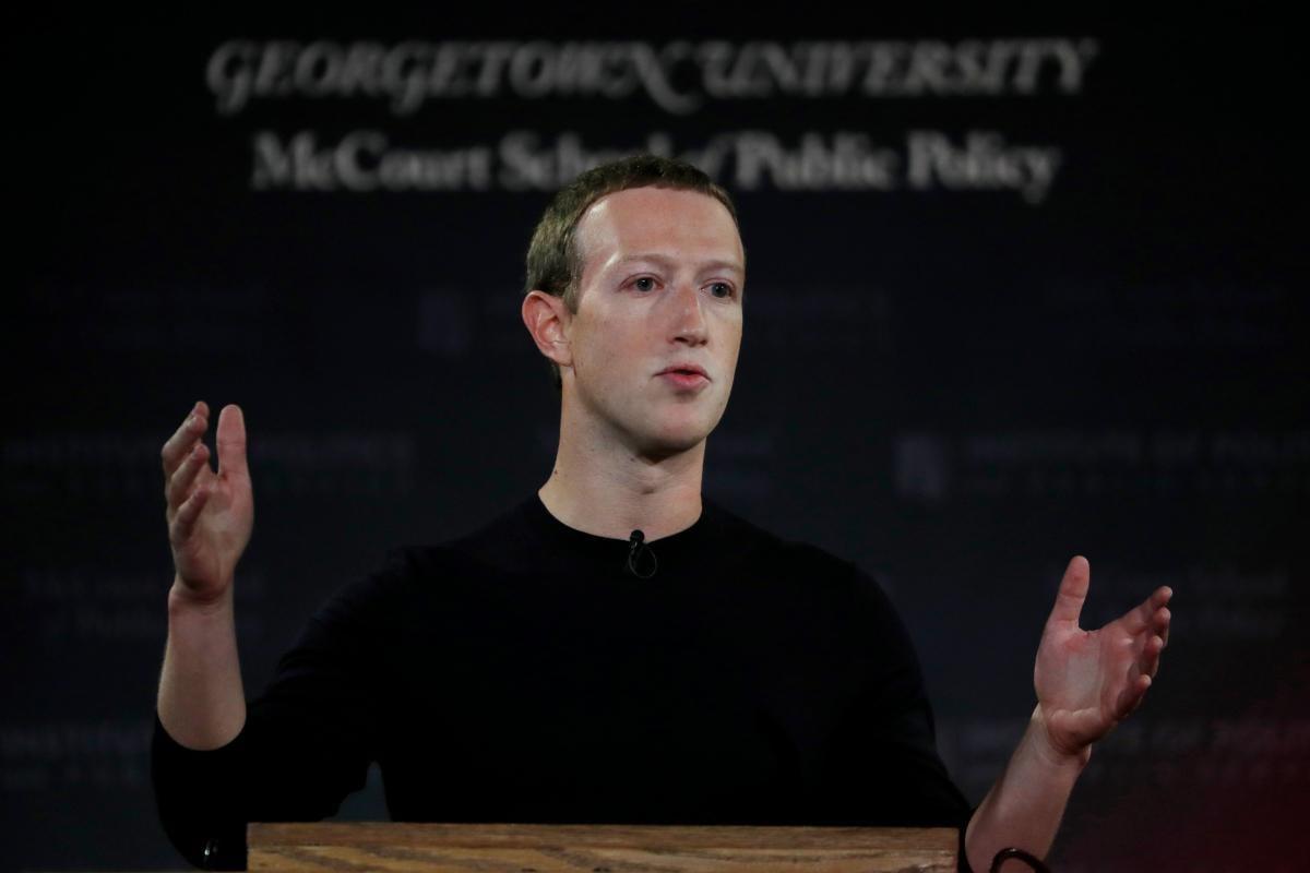 Марк Цукерберг / REUTERS
