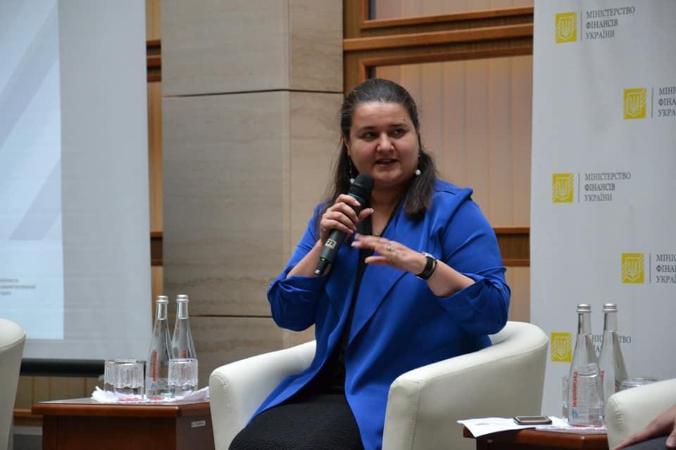 Маркарова напомнила об опыте Польши в сотрудничестве с МВФ/ фото facebook/minfin.gov.ua