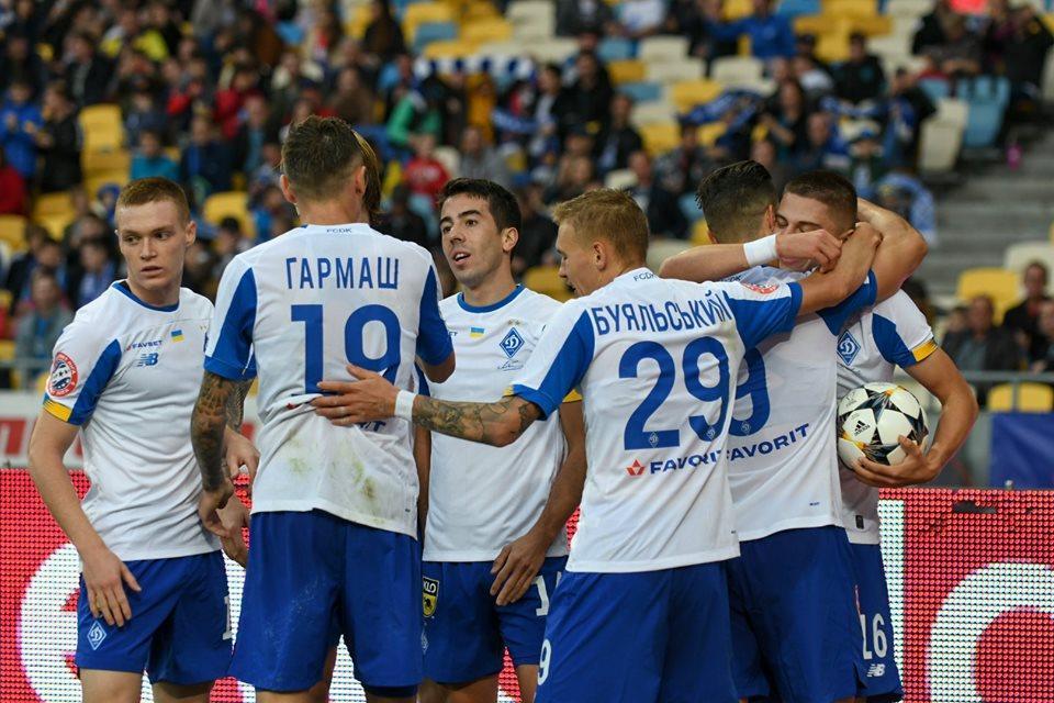 Динамо має чотири очки після двох турів / фото: ФК Динамо