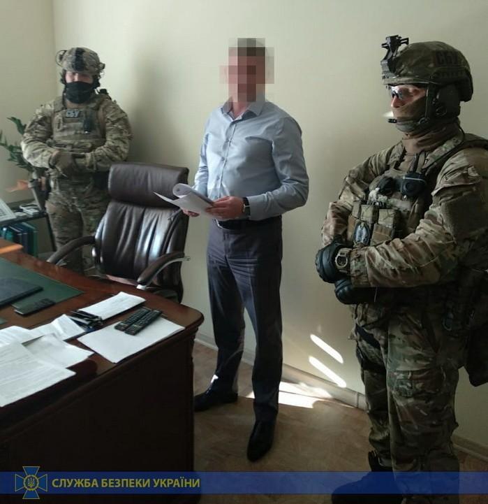 пресс-служба СБУ