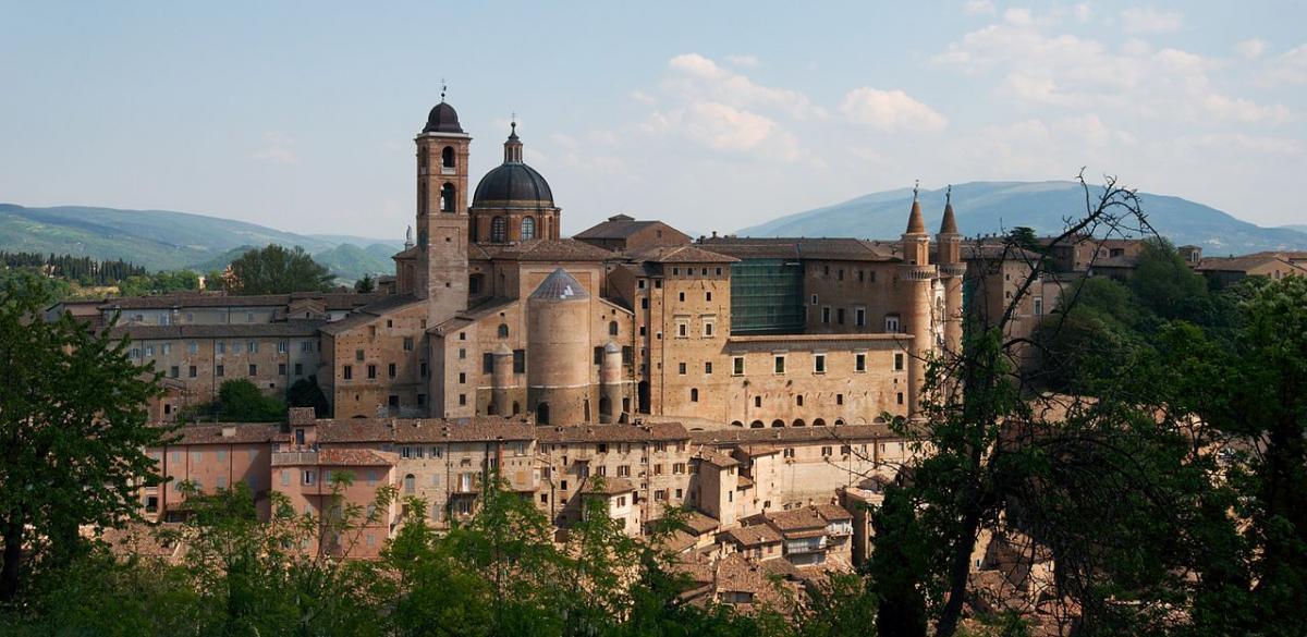 Итальянский Урбино - город Ренессанса / Фото en.wikipedia.org