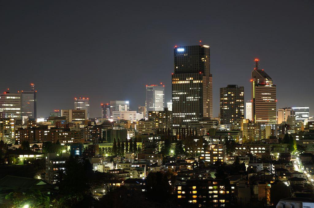 Город Сендай в японском регионе Тохоку / Фото en.wikipedia.org