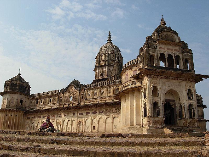 Один из храмов в Мадхья-Прадеш / Фото en.wikipedia.org