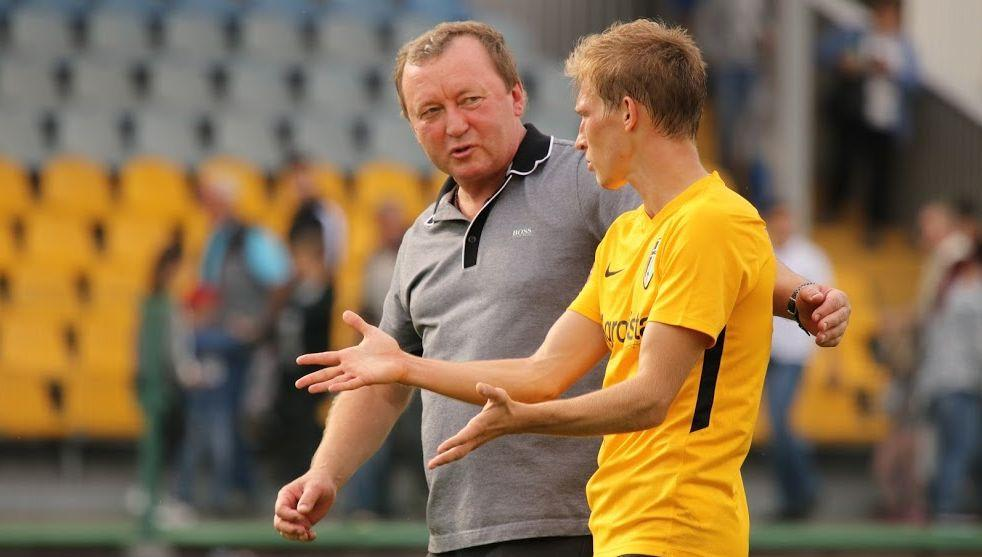 Олександрія - аутсайдер матчу проти Сент-Етьєна / фото: fco.com.ua