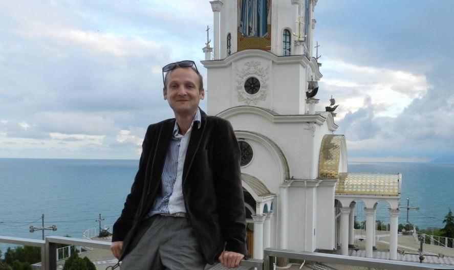Гайворонского задержали и отправили за решетку / фото: ru.krymr.com