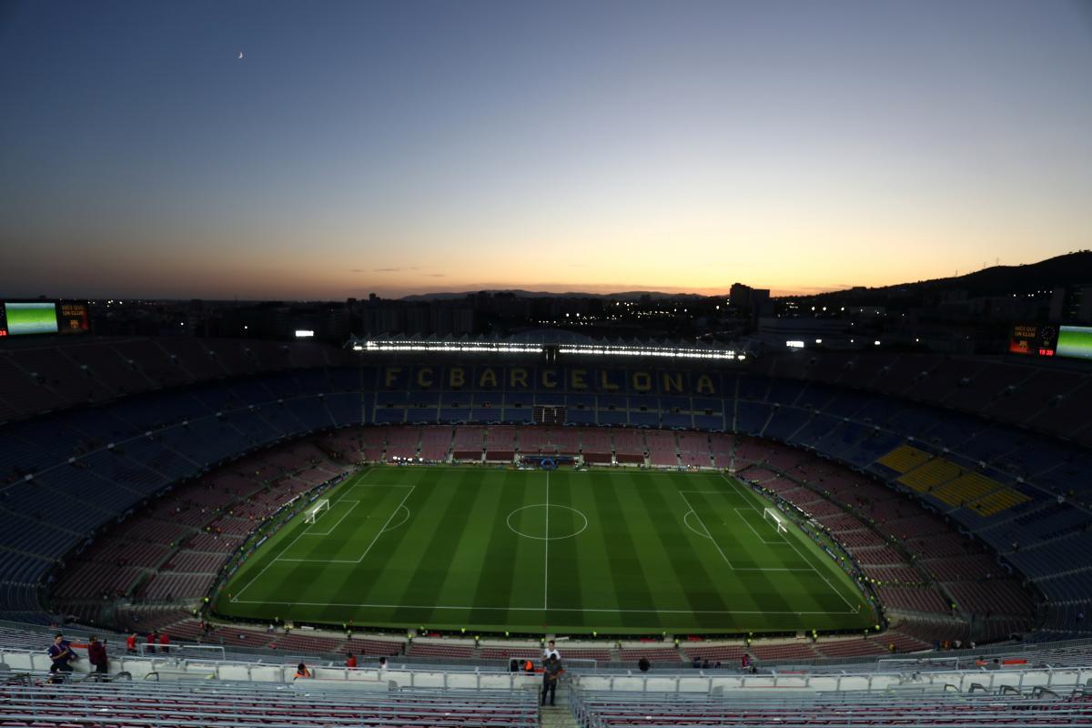Стадион Камп Ноу / REUTERS
