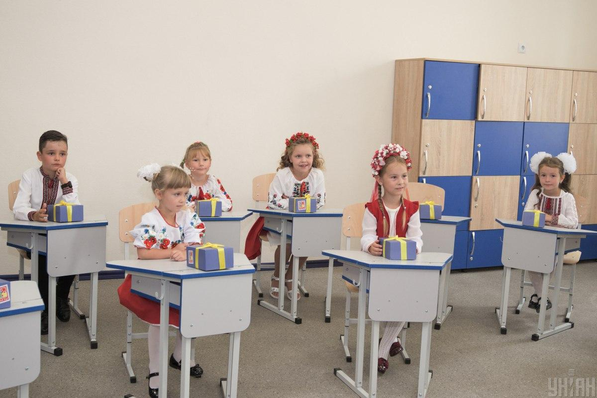 В МОН предлагают смешанную форму обучения / фото УНИАН