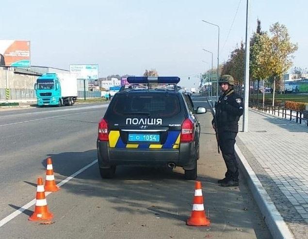 Полиция продолжает поиски малыша / фото: facebook/pol.kyivregion