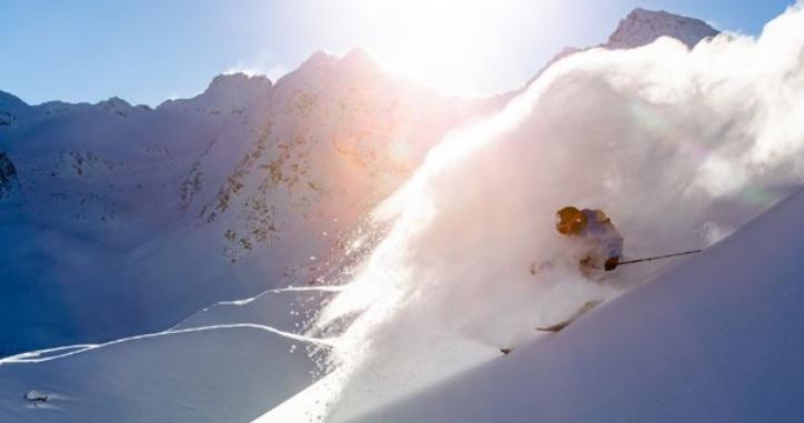 Французские Альпы подходят для лыжников любого уровня / Фото Регионального комитета по туризму Овернь-Рона-Альпы