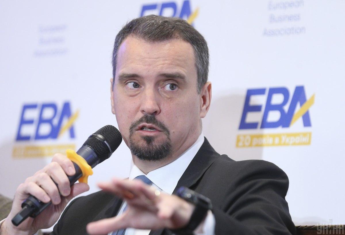 Наразі Абромавичус є гендиректором Укроборонпрому / фото УНІАН