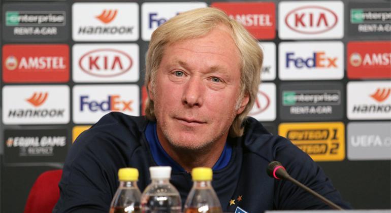 Михайличенко не останется без работы / фото dynamo.kiev.ua