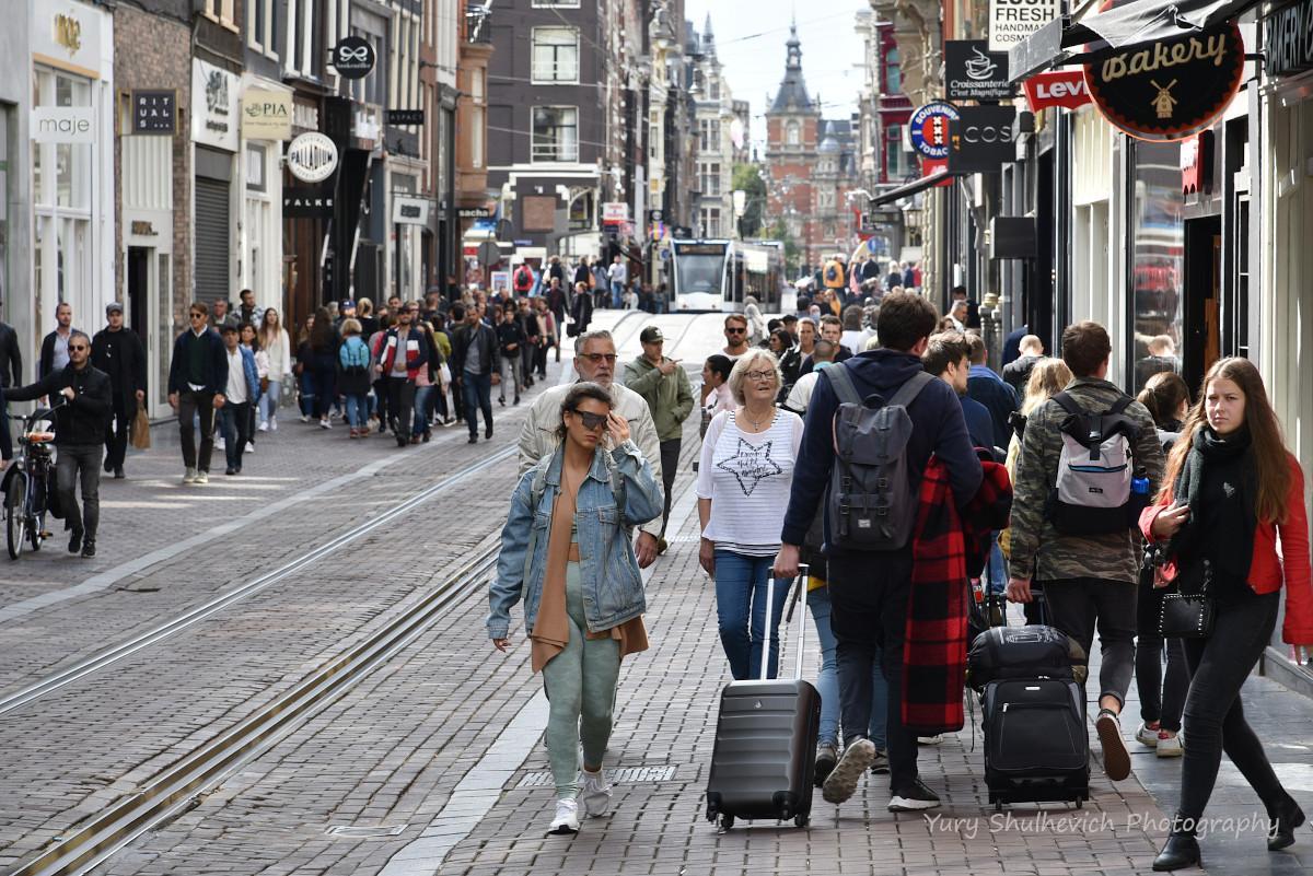 Амстердам вводить новий податок для туристів / фото Yury Shulhevich